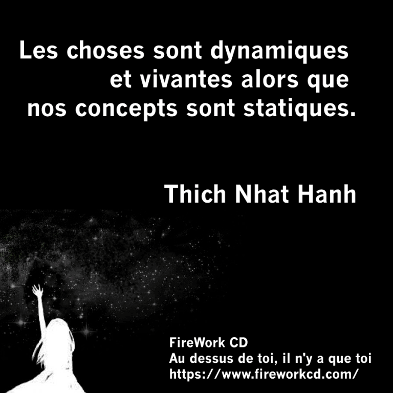 Thich Nhat Hanh - Concepts