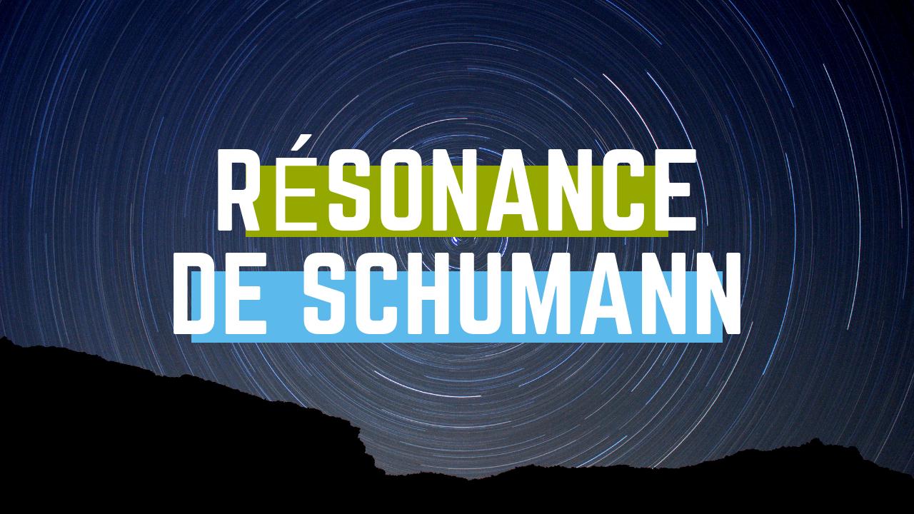 Résonance de Schuman