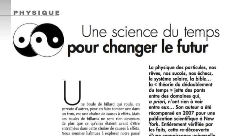 Une science du temps pour changer le futur | Christelle Firework