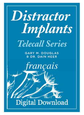 Télésérie sur les Implants distracteurs
