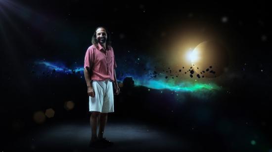Nassim Harameim Scientifique et Auteur