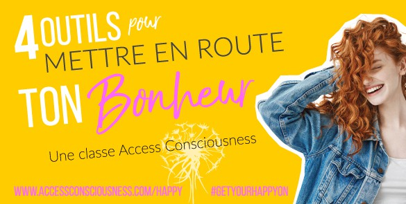 Get Your Happy On – Mets ton Bonheur en Marche