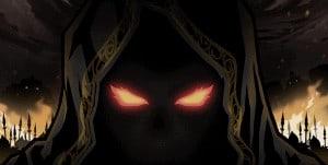 Les mages noirs et Loge Noire...