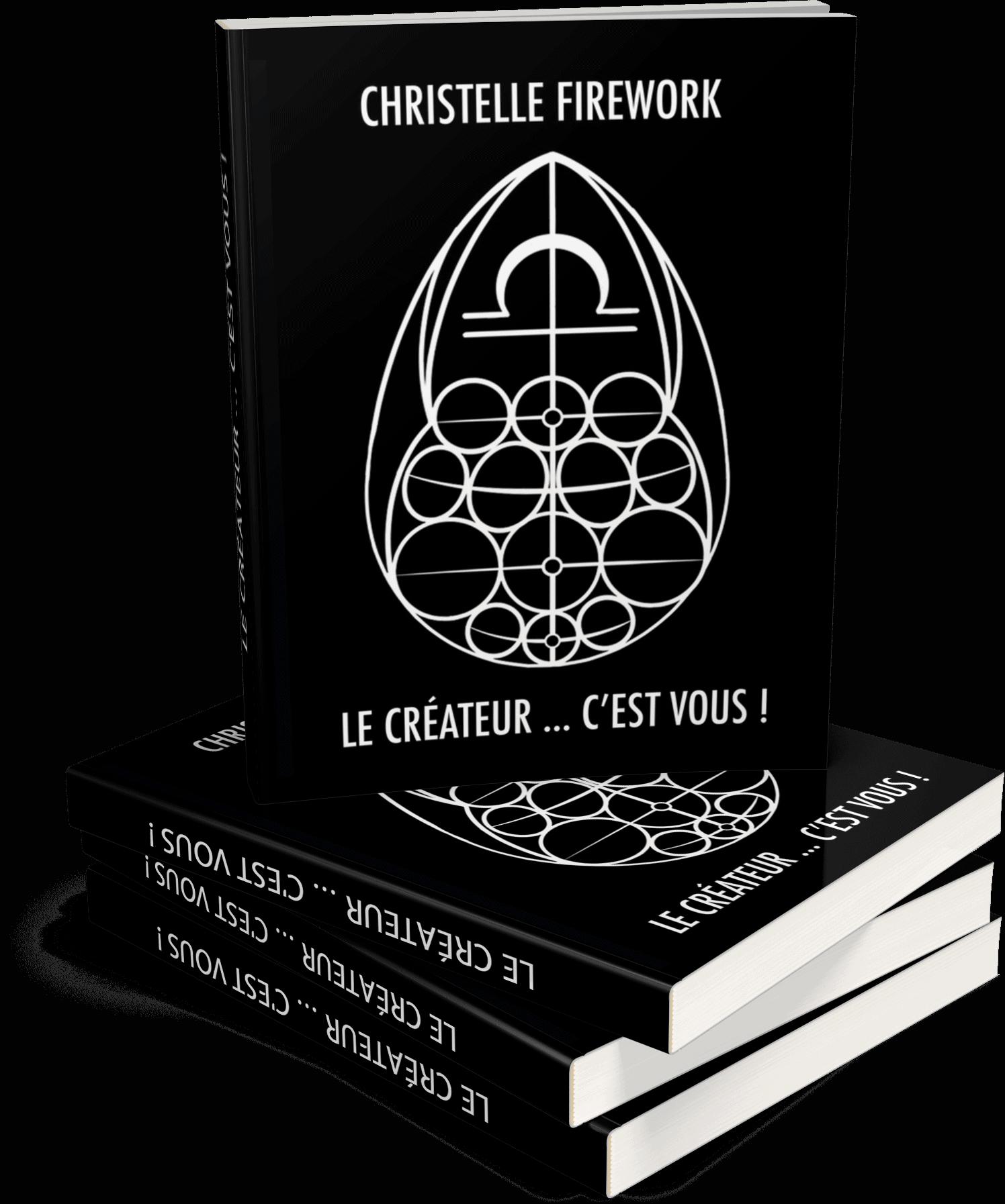 Le Créateur... C'est Vous! | Livre Broché | christelle firework