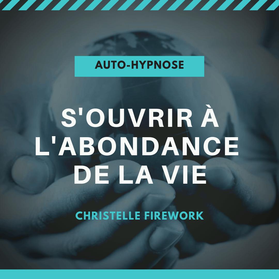 auto hypnose mp3 : vivre l' abondance | L'energie de pensée positive zen
