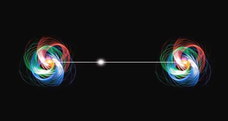 L'intrication quantique dans la Matrice | Christelle Firework