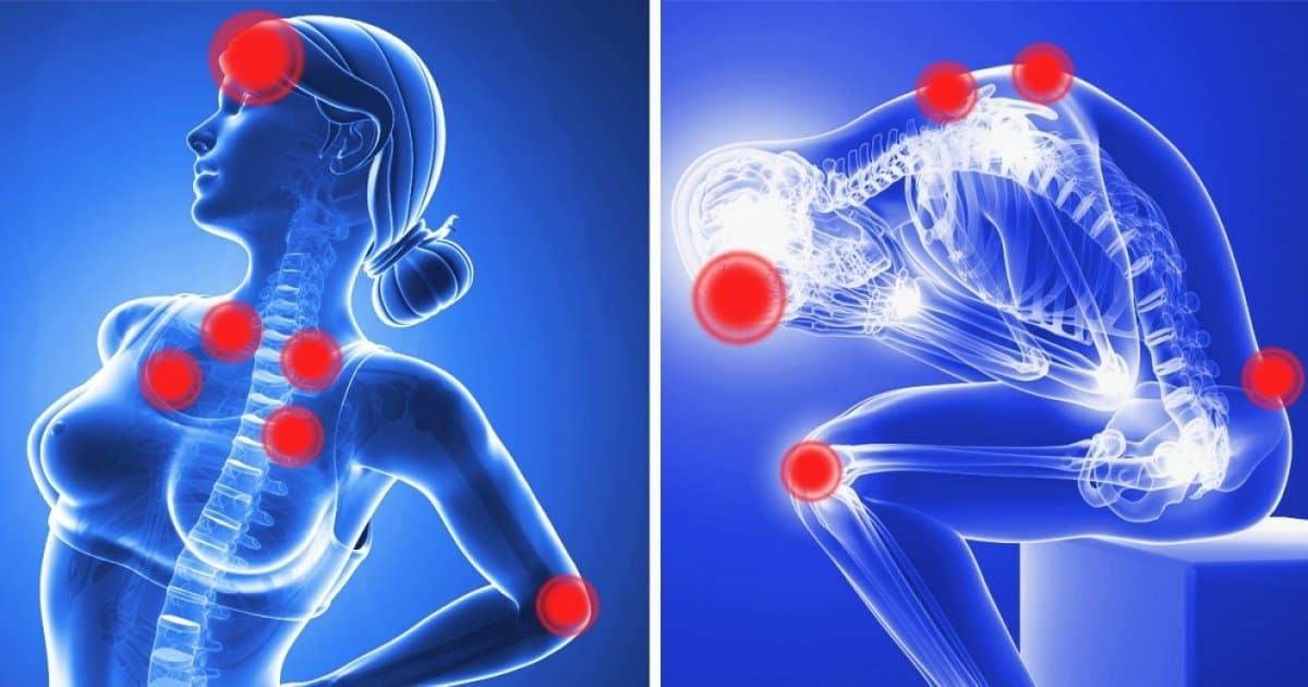 Zoom sur les douleurs du corps | Christelle Firework