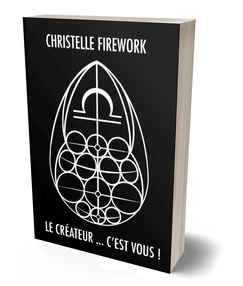 Le Créateur... C'est Vous! Christelle Firework Livre Broché