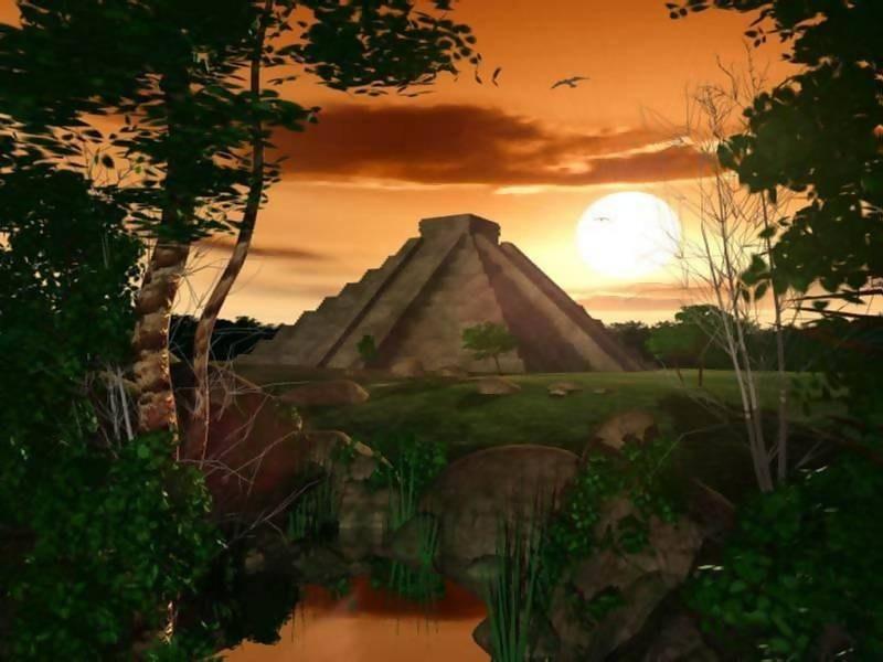 QHHT | Pyramide inca
