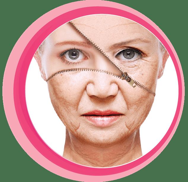 Soin visage anti vieillissement