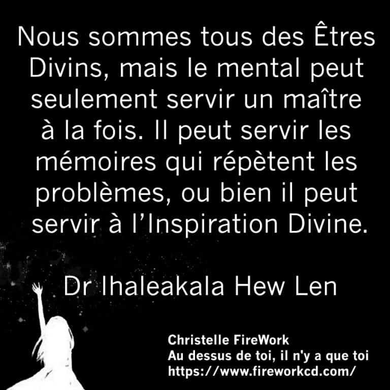 Dr Lhaleakala Hew Len