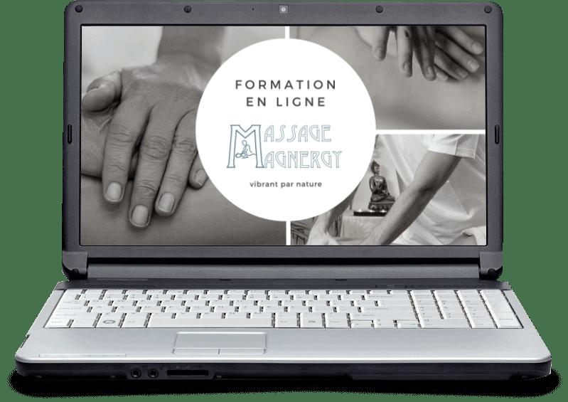 Formation en ligne massage énergétique