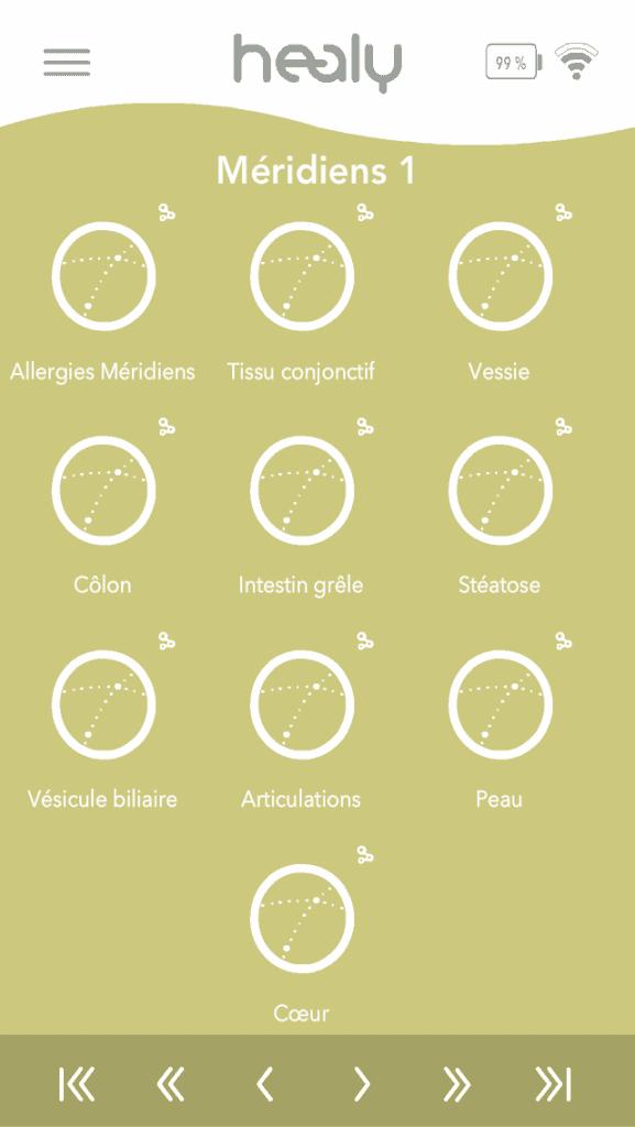 Méridiens 1