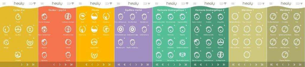 healy programmes