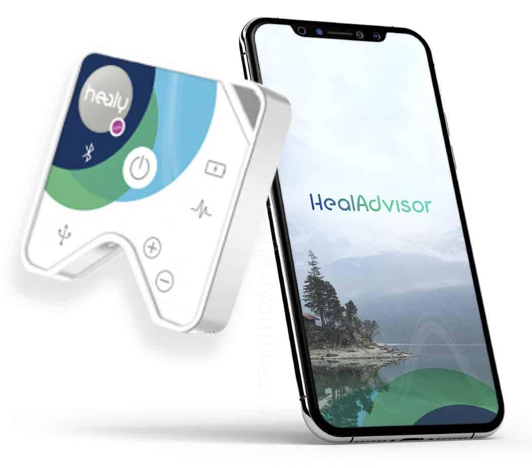 Healadvisor healy app