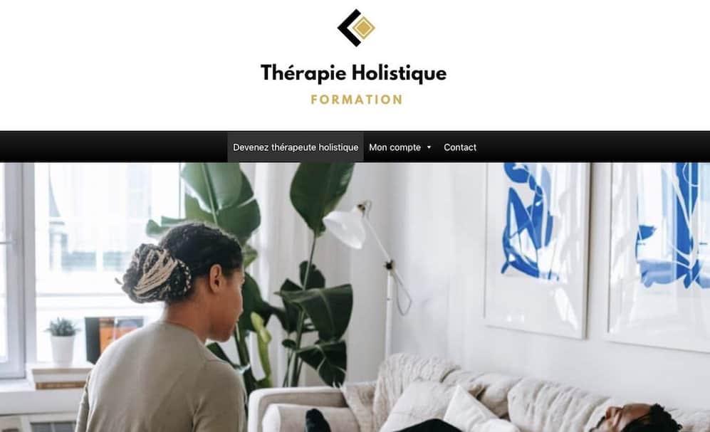 Formation Thérapie Holistique
