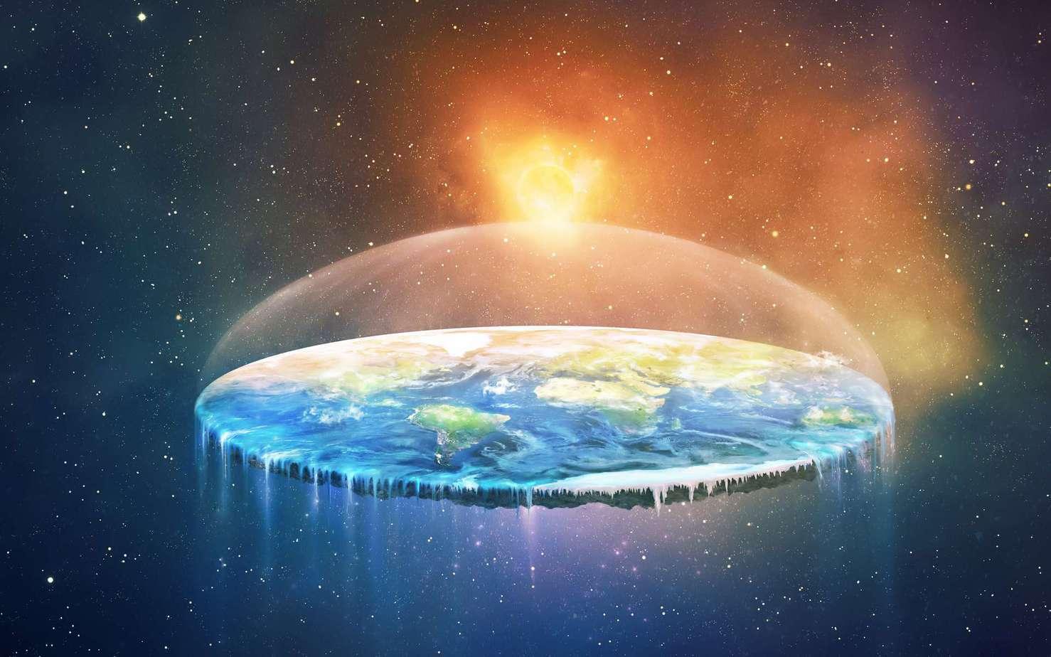 BQH | Une terre plane, conscience unifiée, implants, libération des mémoires